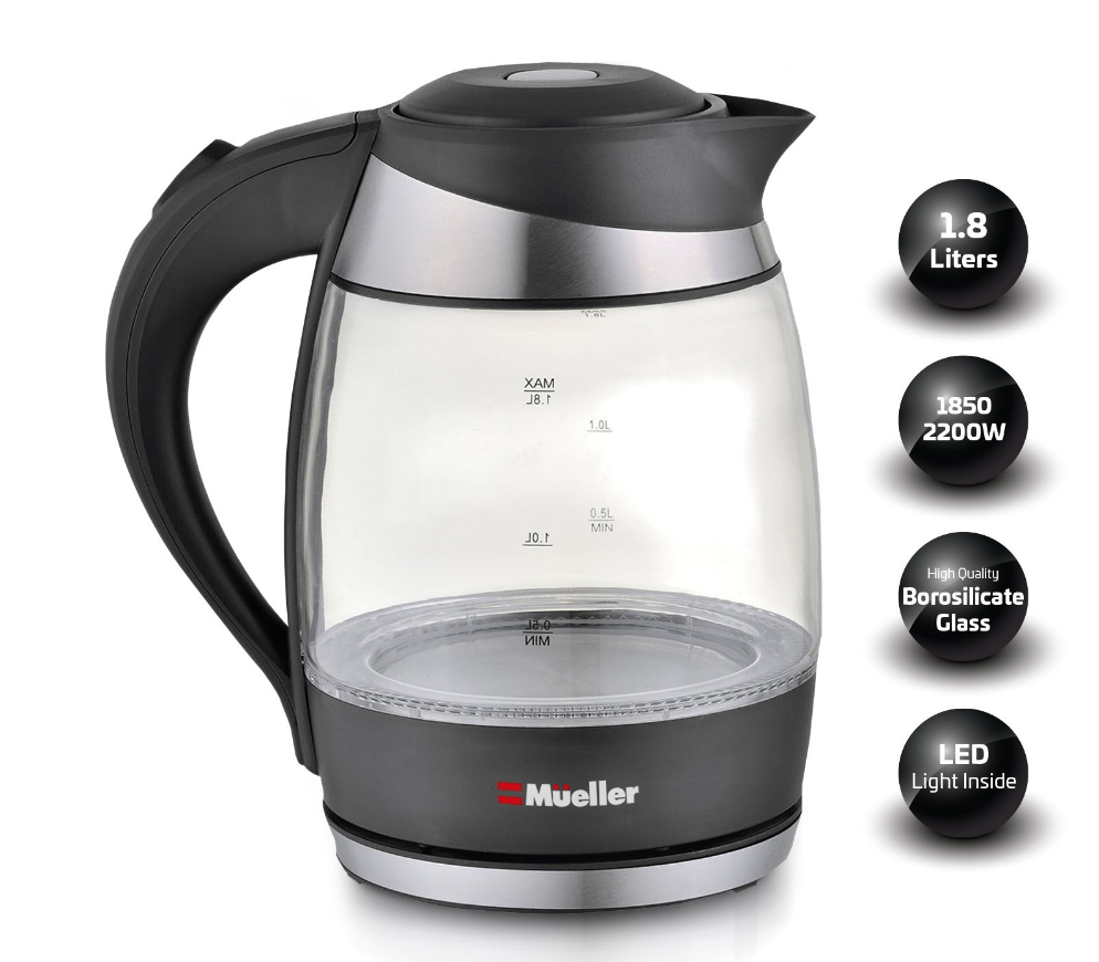 Who Sells Mueller Ultra Speedboil Cordless Electric Kettle?